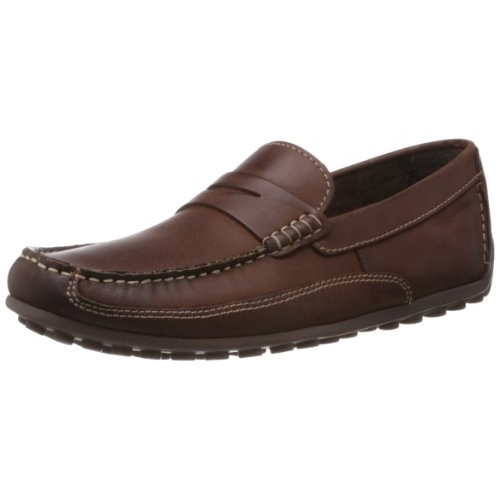 a9e90b5e Buy Clarks Men's Royston Court Leather Loafers and Mocassins ...