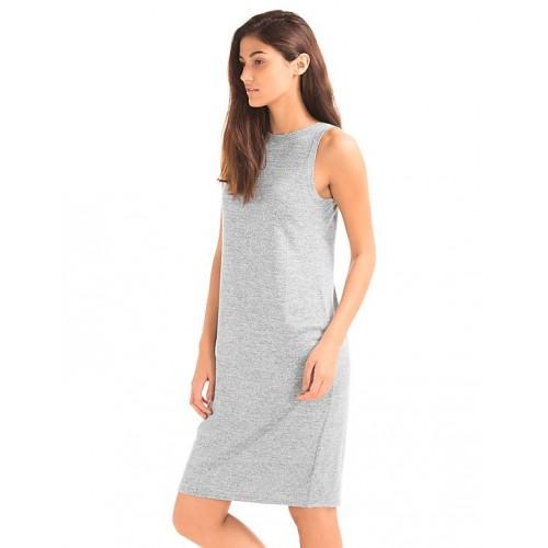 8cd94f9a2dc2 Buy GAP Soft Spun Marled Midi Dress online