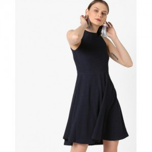 And Sleeveless Fit & Flare Dress