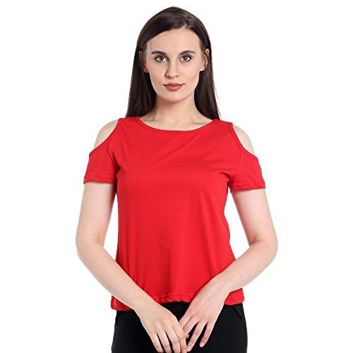The Cotton Company Women's Luxury Viscose Lycra Top